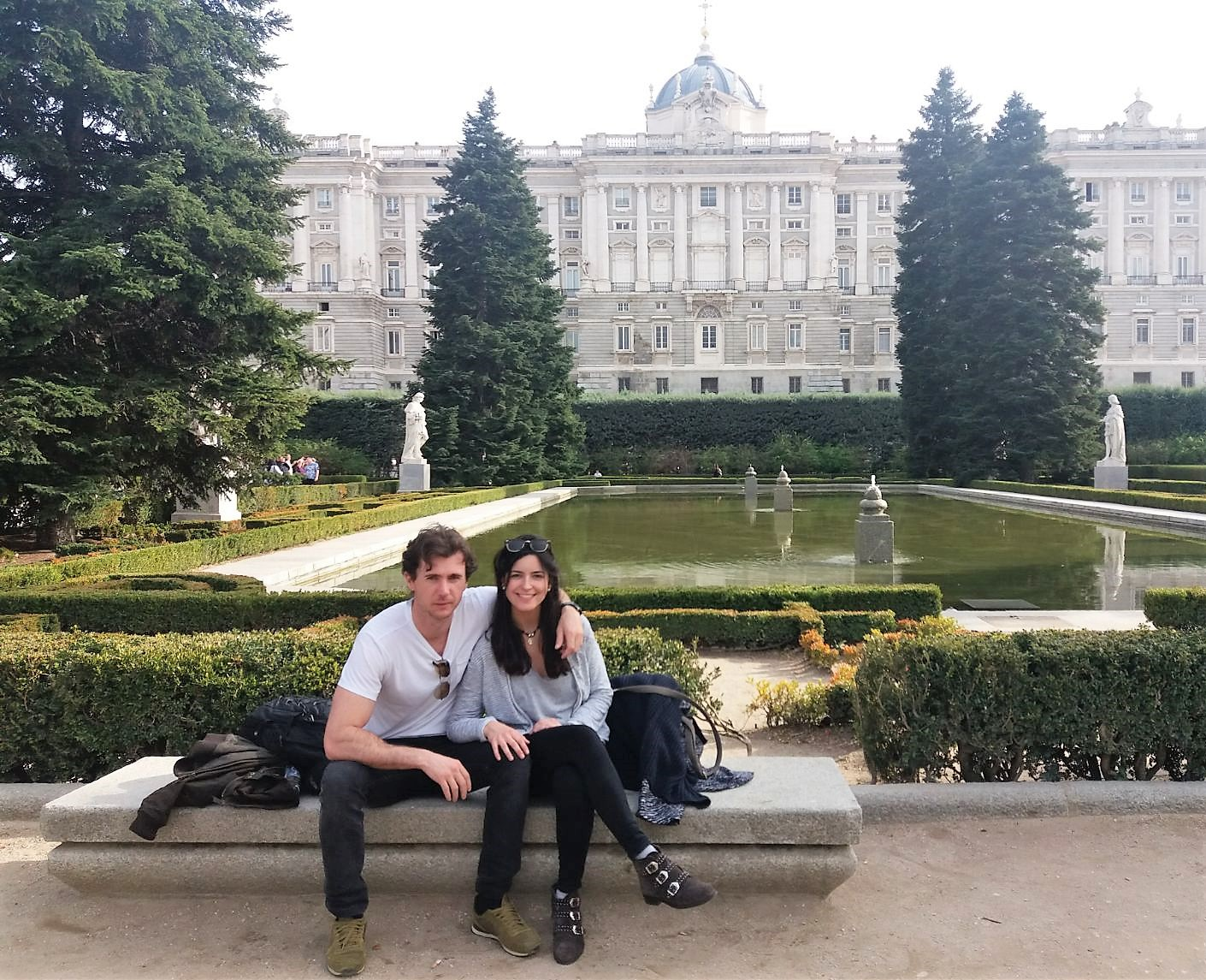 MONICA and JACOBO from Spain
