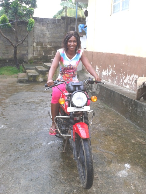 MARION S. from Sierra Leone